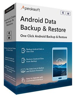 >Android Data Backup & Restore