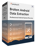 Broken Android Data Extraction