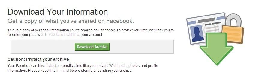 Facebookをダウンロード