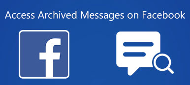 Access Archived Messages on Facebook