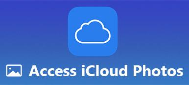 Zugriff auf iCloud-Fotos