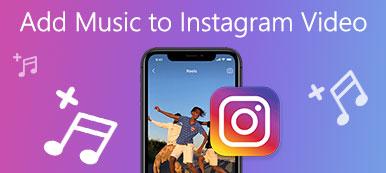 Ajouter de la musique à Instagram