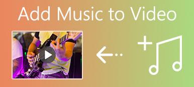 Ajouter de la musique à la vidéo