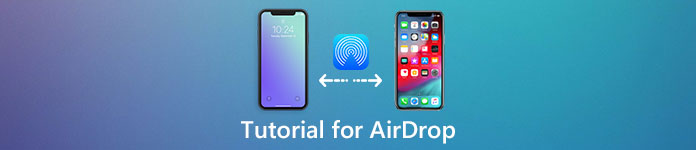 AirDrop from iPhone to iPhone