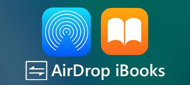 AirDrop iBooks