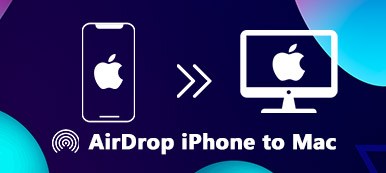 Airdrop iPhone to Mac