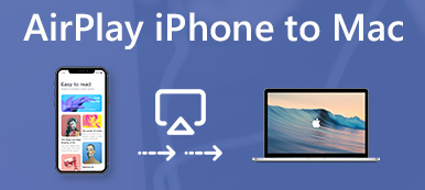 AirPlay iPhone zu Mac