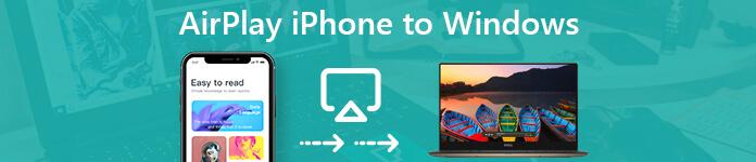 AirPlay iPhone à Windows