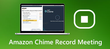 Amazon Chime Record Meeting