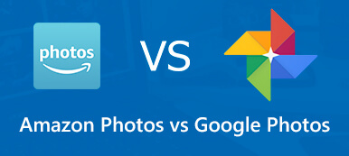Amazon Photos VS Google Photos