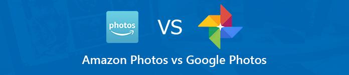 Amazon Fotos VS Google Fotos