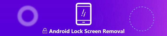 Suppression de l'écran de verrouillage Android