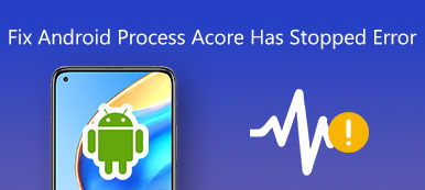 Android Prozess Acore