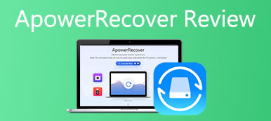 Examen de récupération d'ApowerRecover