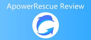 Обзор ApowerRescue
