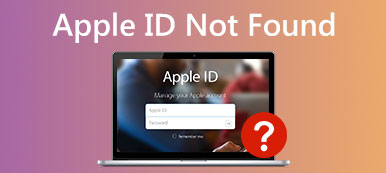 Apple ID not Found