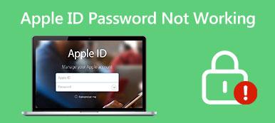 AppleIDパスワードが機能しない