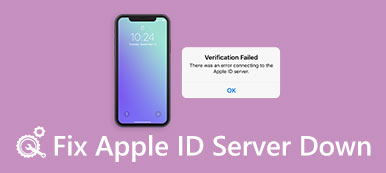 Apple ID Server en panne