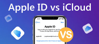 Apple ID VS iCloud