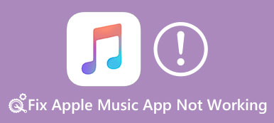 Apple Music App ne fonctionne pas
