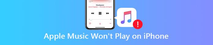 Apple Music spielt nicht auf dem iPhone