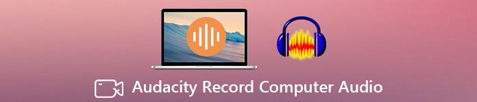 Audacity Record Audio de l'ordinateur