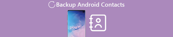 Backup Android Contacts