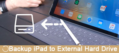 Backup iPad to External Hard Drive