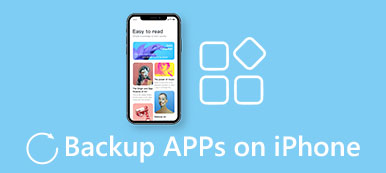 Backup iPhone APPs