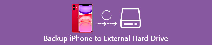 Backup Iphone To External Hard Drive Pc