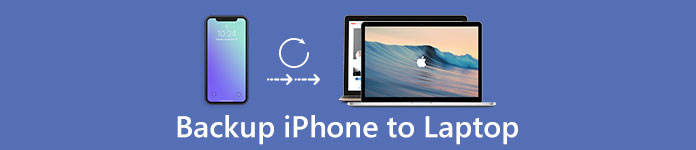 How to Backup iPhone to Laptop with & without iTunes