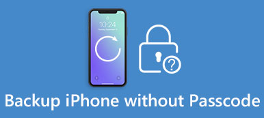 Backup iPhone without Passcode