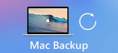 sauvegarde Mac