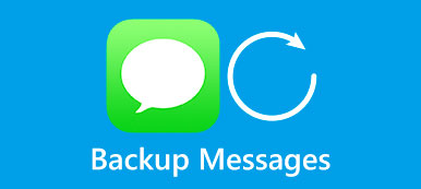 Backup-Nachrichten iPhone