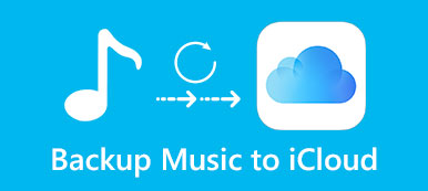 Sichern Sie Musik in iCloud