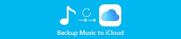 Sauvegarde de musique sur iCloud