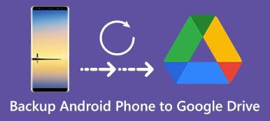 Backup Android Phone to Google