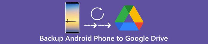 Sauvegarde Android Phone sur Google