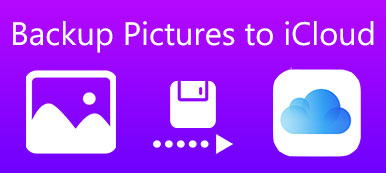 Backup Pictures to iCloud