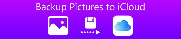 Sauvegarde des images sur iCloud