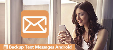 Backup Text Messages on Android