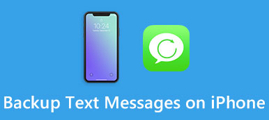 Backup Text Messages on iPhone