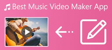 Applications de création de vidéos musicales
