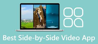 サイドバイサイドビデオアプリ