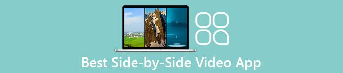 Applications vidéo côte à côte