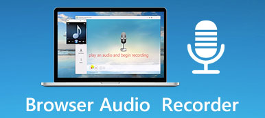 Browser Audio Recorder