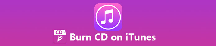 Burn CD to iTunes