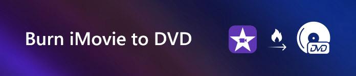 Graver iMovie sur DVD