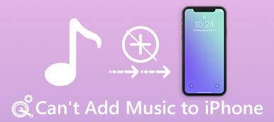 nnot Add Music to iPhone