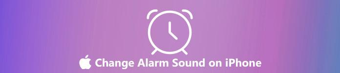 iPhoneのアラーム音を変更する